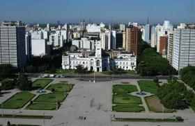 ブエノスアイレスの州都、ラ・プラタ観光