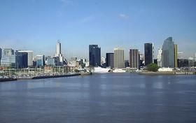 ボートに乗って南米のパリ ブエノスアイレスの景色を眺めよう!