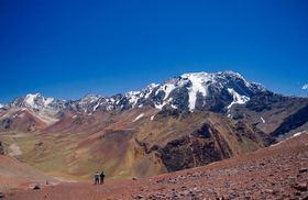 南北アメリカ大陸最高峰、アコンカグア山トレッキングツアー【プライベート/ 期間限定11月〜4月】