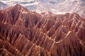 アタカマ月の谷、死の谷半日観光【サン・ペドロ・デ・アタカマ発】
