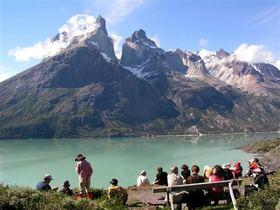 パイネ国立公園の氷河、大自然を満喫する1日【プエルトナタレス発】