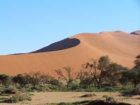 ケープタウン発!ナミビアの世界遺産ナミブ砂漠を訪れる4泊5日【ケープタウン空港発着往復航空券/キャンプ2泊+ウィントフーク市内2泊/英語ガイド】