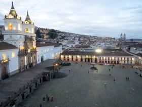 エクアドルの首都キト、世界遺産の旧市街を巡る半日【英語ガイド】