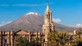 ペルーの白都市 アレキパ市内観光