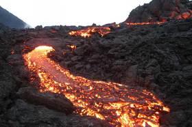 中米で最も活発な活火山 パカヤ火山1日ツアー