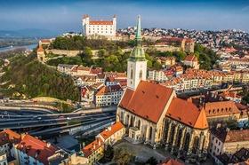 スロバキアの首都 ブラチスラヴァ1日観光【ブダペスト発/日本語ガイド】