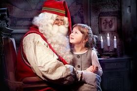 北極圏唯一のクリスマステーマパーク「サンタパーク」入場(2日間有効)【2018年11月17日~2019年1月12日まで】