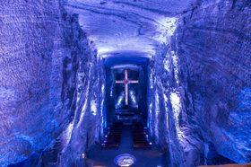 シパキラ 神秘の「塩の教会」観光【ボゴタ発】