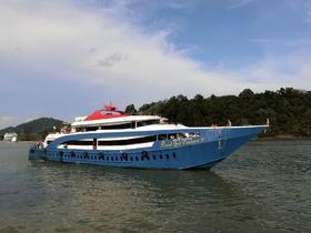 ピピ島への往復フェリー・ロイヤルジェットクルーズ船 (レムトンエリア宿泊の方)
