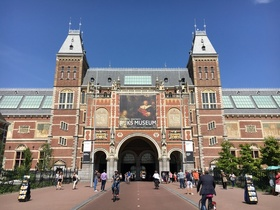 アムステルダム市内観光 徒歩ツアー 3.5時間
