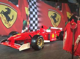 フェラーリワールド入場券 世界最速のジェットコースターに乗ってみよう!
