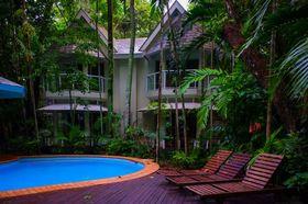 グリーン島1泊リゾートホテル宿泊とアウターリーフクルーズ付き サンゴでできた世界遺産アイランドステイ2日間パック