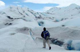 ペリトモレノ氷河トレッキングツアー「ビッグアイス」