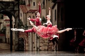 ミハイロフスキー劇場で観劇【バレエまたはオペラ / 日本語ガイド / ホテル送迎】