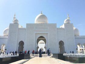 【日本人ガイド】アラブ首長国連邦の首都を訪れる!アブダビ1日観光【2019年11月からの催行】