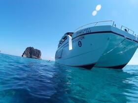 【カオラックお迎え可能】11月~5月中旬までしか行くことのできない、カタマラン(双胴船)利用の幻のシミラン諸島アイランドホッピングシュノーケルツアー