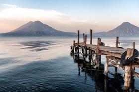 「世界一美しい湖」アティトラン湖とチチカカステナンゴのマーケット散策 【グアテマラシティ発/ アンティグア発/ 木・日限定】