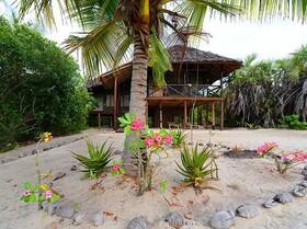ザンジバル発着 アフリカで唯一インド洋に面した動物保護区 サーダニ国立公園に泊まる2泊3日【ザンジバル発着フライト / 宿泊2泊 / ゲームサファリ / 全食事付き】