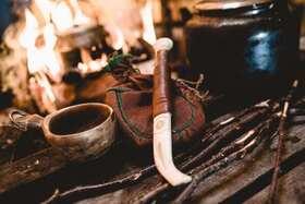 夏限定!サーミ族の文化に触れるキャンプツアー【アビスコ発】