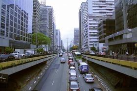 3時間でサンパウロの見どころを巡るハイライトツアー【プライベート/英語ガイド】
