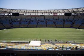 憧れのマラカナスタジアム訪問!ブラジルサッカーの舞台裏を訪ねる【英語ガイド】