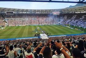 サッカー大国 ブラジルでサッカー観戦!【英語ガイド】