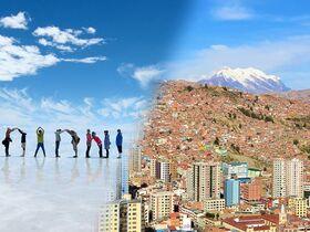 ボリビア在住スタッフがご案内!ウユニ塩湖と南米の生活【オンライン体験/Zoom利用 】