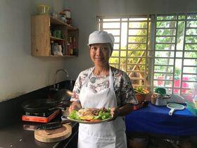 カンボジア料理!プライベートレッスン!【オンライン体験/Zoom利用 】