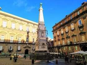 イタリア・ナポリ在住者がご案内!ナポリの下町「スパッカナポリ」街歩きツアー【オンライン体験/Zoom利用 】