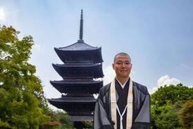 世界遺産 東寺 1200年の歴史を紐解けば日本史が分かる!小宮僧侶の特別講座!【オンライン/Zoom利用】