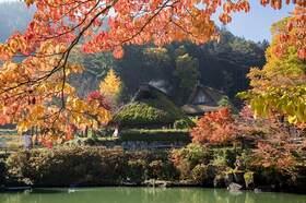 温泉、ハイキングと共に白川郷を満喫する1日観光【岐阜県高山市】