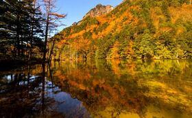 四季折々の自然が楽しめる上高地ハイキング【岐阜県高山市】