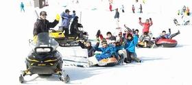 雪国高山で遊ぶ!スキー・スノーボード・スノーシュー・チュービング【岐阜県高山市】
