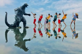 マレーシアのウユニ塩湖!スカイミラーとブルーモスクでフォトジェニックな旅【オンライン体験/Zoom利用 】