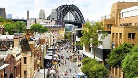 シドニーの人気エリア!「ロックス」と「サーキュラーキー」ぶらり散策【オンライン体験/Zoom利用 】