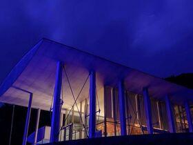 隈研吾氏建築・雲の上の町「ゆすはら」雲の上のホテル予約【和室/高知県高岡郡】