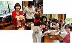 ケンムン村で、奄美大島伝統のお菓子作り体験【奄美大島笠利町】