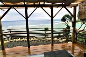 【1日1組限定!】海の見えるペンション宿泊予約【沖永良部島】