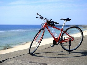自転車ツアー「ショートコース」で沖永良部島の見どころを巡る【沖永良部島】