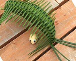 与論民俗村で郷土玩具作り体験!南の島の植物で遊ぼう【与論島】