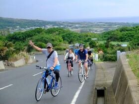 自転車ツアー「ロングコース」で沖永良部島の穴場をディープに散策【沖永良部島】