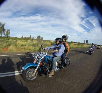 マウントオルガ サンライズバイクツアー(タンデムライド)