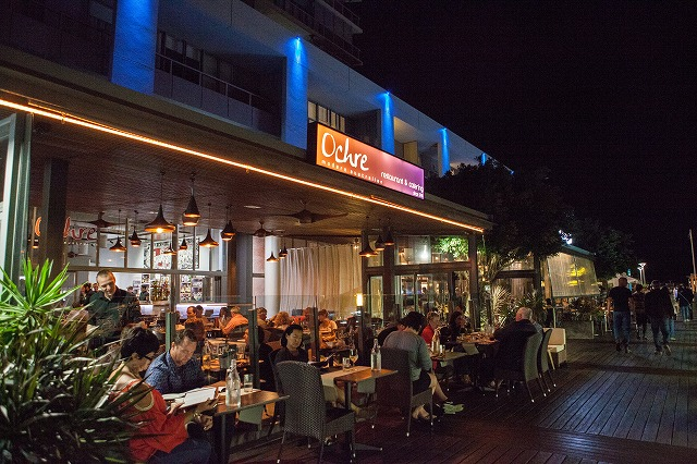 オーカー・レストラン (旧 レッドオーカーグリル)
