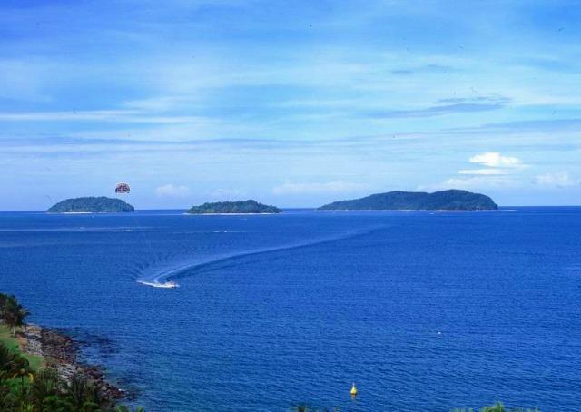 2島めぐり サピ島とマヌカン島