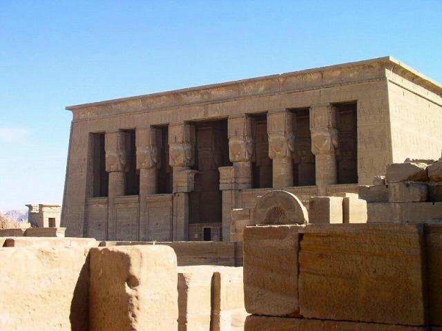 ハトホル神殿-デンデラ半日観光