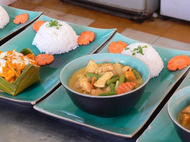 簡単!! カンボジア料理 クッキングクラス