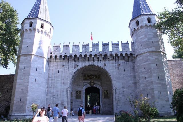 オスマン帝国リリック(トプカプ宮殿&リュステム・パシャ・モスク) - イスタンブール半日市内観光 (午後発)