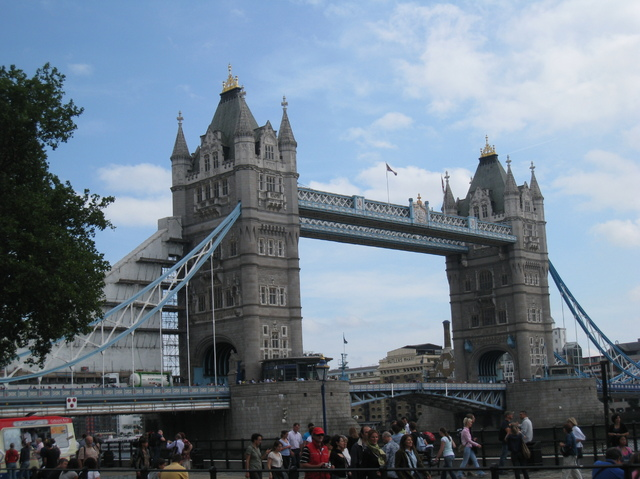 ロンドン市内 午前半日観光 [日本語公認ガイド付き]