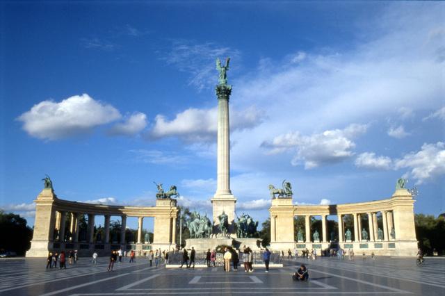 世界遺産を訪ねて ブダペスト市内午前半日観光