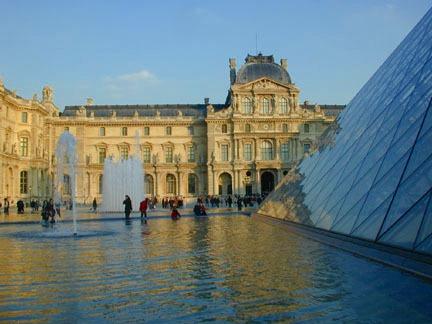ルーブル美術館 午後半日ツアー